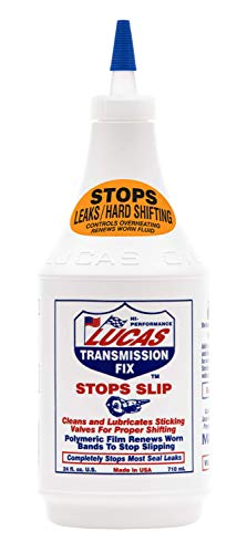 Lucas LUC10009  Transmission Fix 24 oz., Brown...