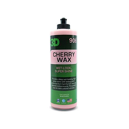 3D Cherry Wax - 16 oz. | Deep Gloss Wet Look...