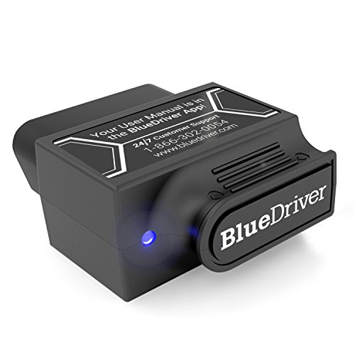 BlueDriver LSB2 Bluetooth Pro OBDII Scan Tool for...