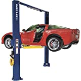 BendPak Dual-Width 2-Post Asymmetric Car Lift -...