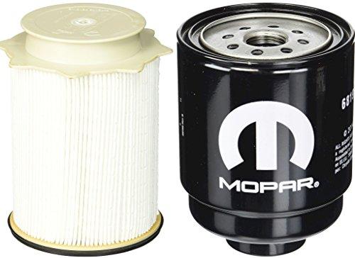 Dodge Ram 6.7 Liter Diesel Fuel Filter Water...