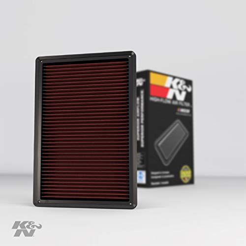 K&N Engine Air Filter: High Performance, Premium,...