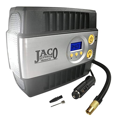 JACO SmartPro Digital Tire Inflator - 100 PSI...
