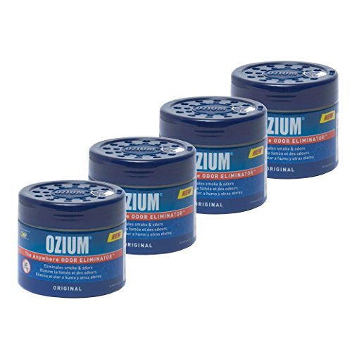 Ozium Smoke & Odors Eliminator Gel. Home, Office...