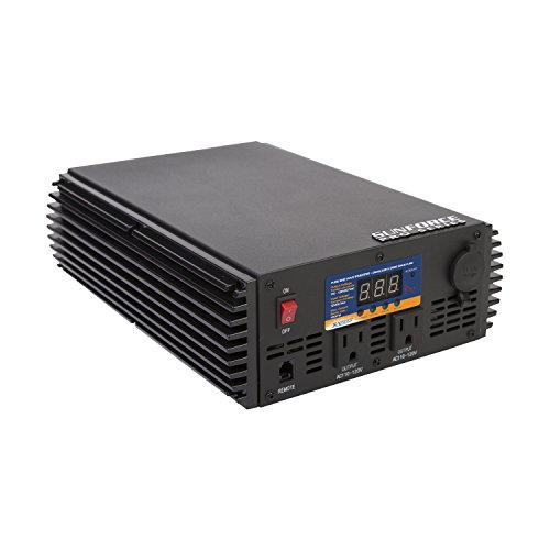 Sunforce 11240 1000 Watt Pure Sine Wave Inverter...