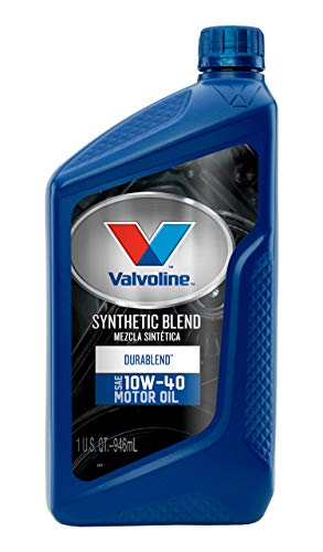 Valvoline  DuraBlend  SAE 10W-40 Synthetic Blend...