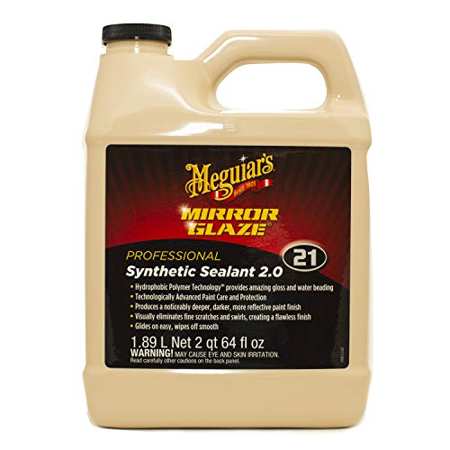Meguiar's M2164 Mirror Glaze Synthetic Sealant...