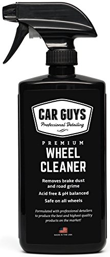 Wheel and Tire Cleaner  - Safe for all Wheels and...