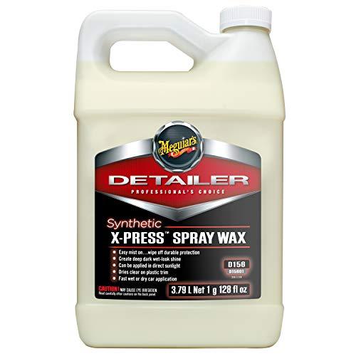 Meguiar's D15601 Synthetic X-Press Spray Wax, 1...