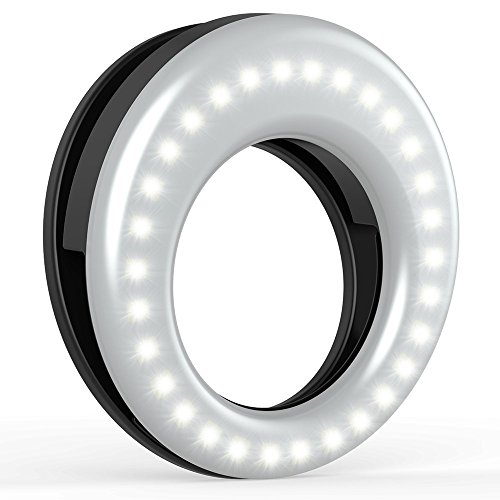 Selfie Ring Light for Phone Camera Photography...