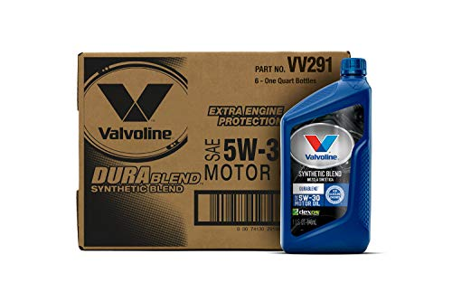 Valvoline  DuraBlend  SAE 5W-30 Synthetic Blend...