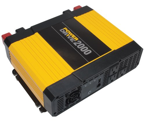 PowerDrive RPPD2000 2000-Watt DC to AC Power...