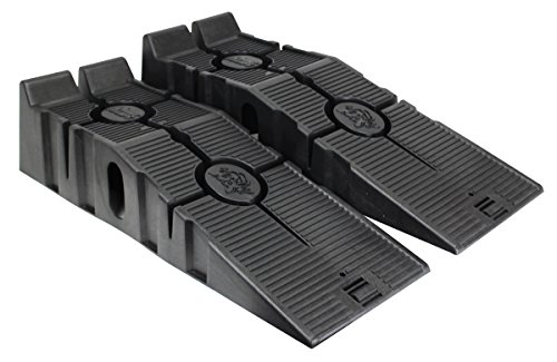 RhinoGear 11909ABMI RhinoRamps Vehicle Ramp - Pair...