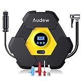 Audew Portable Air Compressor Pump, Auto Digital...