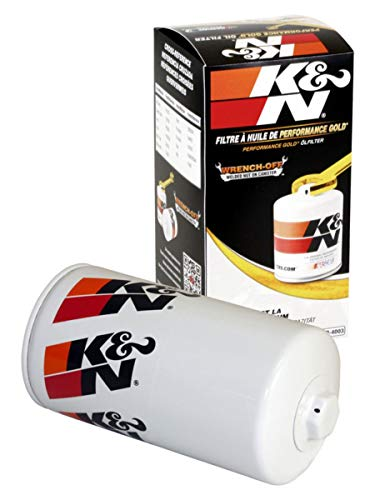 K&N Premium Oil Filter: Designed to Protect your...