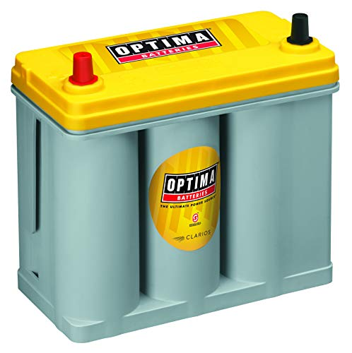 Optima (8171-767 DS46B24R Yellow Top Prius Battery