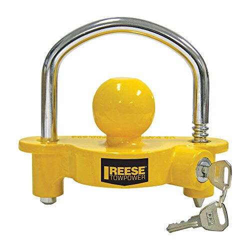 REESE Towpower 72783 Universal Coupler Lock,...