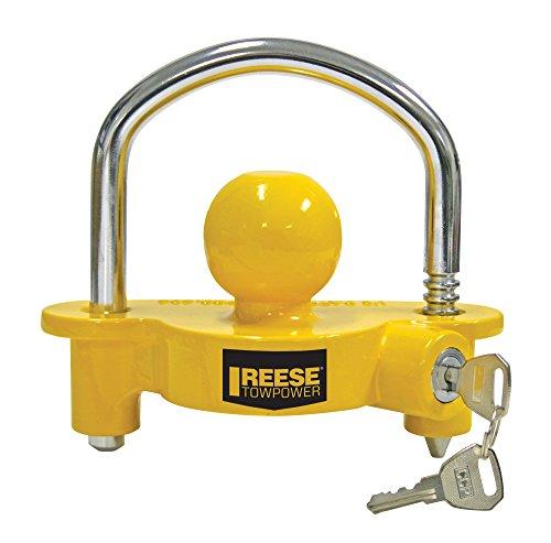 REESE Towpower 72783 Universal Coupler Lock,...
