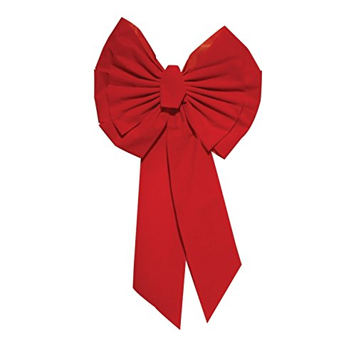 Rocky Mountain Goods Red Christmas Bow Extra Large...