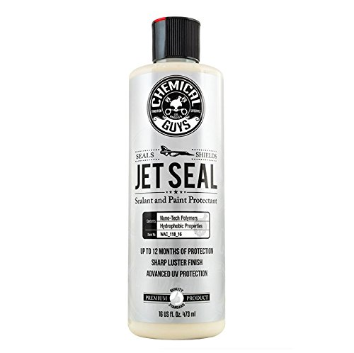 Chemical Guys WAC_118_16 JetSeal Paint Sealant &...