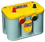 Optima Batteries 8014-045 D34/78 YellowTop Dual...