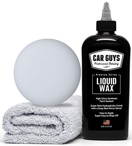 CarGuys Liquid Wax - The Ultimate Car Wax Shine...
