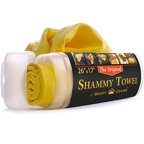Mighty Cleaner Premium Сar Shammy Towel - 26' x...
