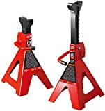 BIG RED T42202 Torin Steel Jack Stands: 2 Ton...