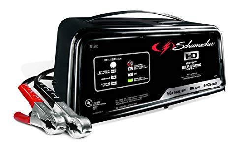 Schumacher SC-1200A-CA SpeedCharge 12Amp 6/12V...