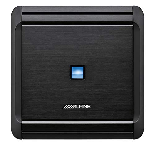 Alpine MRV-F300 4-Channel Car Amplifier, 50 Watts...