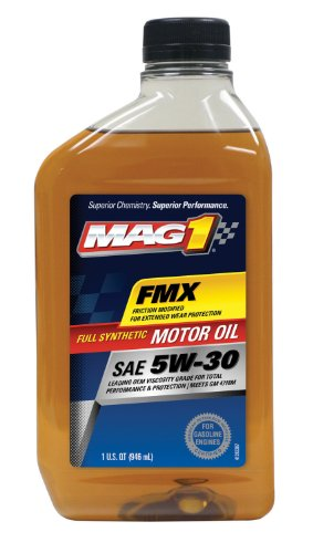 MAG1 61790-pk6 Full Synthetic 5W-30 SM Motor Oil -...