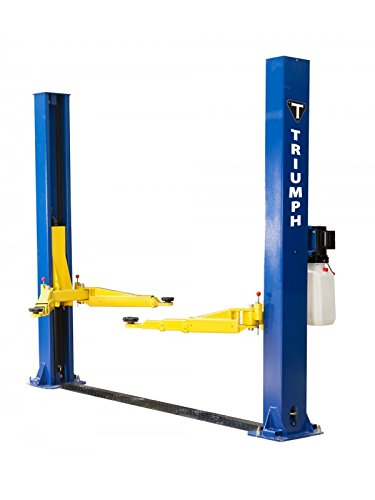 TRIUMPH NT-9 9000Lbs Two Post Floor Plate Auto...