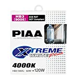 PIAA 19615 9005 (HB3) Xtreme White Plus High...
