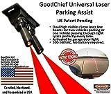 GoodChief Universal Garage Laser Line Parking...