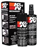 K&N Air Filter Cleaning Kit: Aerosol Filter...