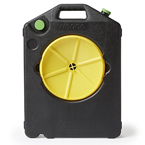 GarageBOSS GB150 12.5 Quart Oil Drain Pan with...