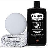 CAR GUYS Liquid Wax - The Ultimate Car Wax Shine...