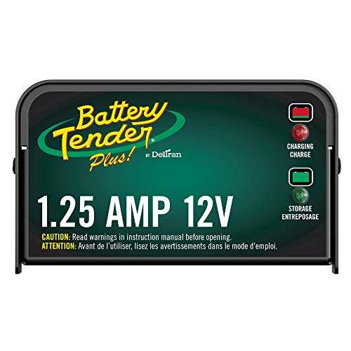 Battery Tender Plus Charger and Maintainer: 12V,...