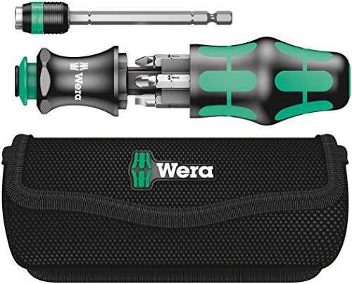 Wera 051024 Kraftform Kompakt 25 Pouch Set