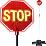 Cobra Tuning LED Stop Sign Parking Assistant for...
