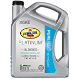 Pennzoil Platinum Full Synthetic Motor Oil 5W-30...