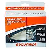 SYLVANIA - Headlight Restoration Kit - 3 Easy...