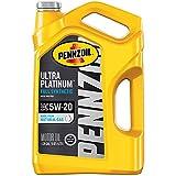 Pennzoil Ultra Platinum Full Synthetic 5W-20 Motor...