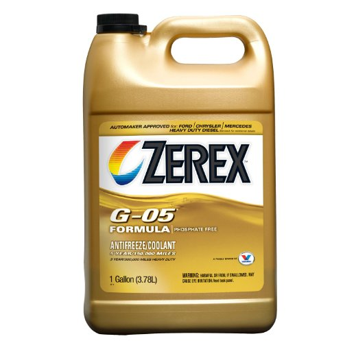 Valvoline Zerex G-05, Concentrated - 1gal (ZXG051)