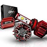 OPT7 FluxBeam H11 LED Headlight Kit 6K Std Cool...