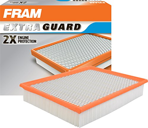 FRAM Extra Guard Air Filter, CA8755A for Select...