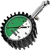TireTek Tire Pressure Gauge 0-60 PSI - Tire Gauge...
