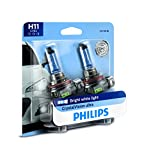 Philips H11 CrystalVision Ultra Upgrade Bright...