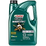 Castrol 03063 GTX MAGNATEC 5W-20 Full Synthetic...