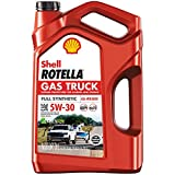 Shell Rotella Gas Truck Full Synthetic 5W-30 Motor...
